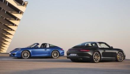 Porsche 911 Targa 4 e 4S