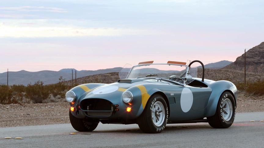 Shelby 289 FIA Cobra