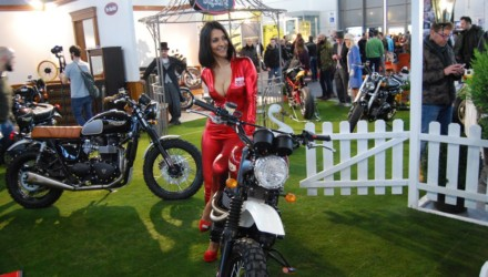 Triumph MrMartini Motor Bike Expo 2014