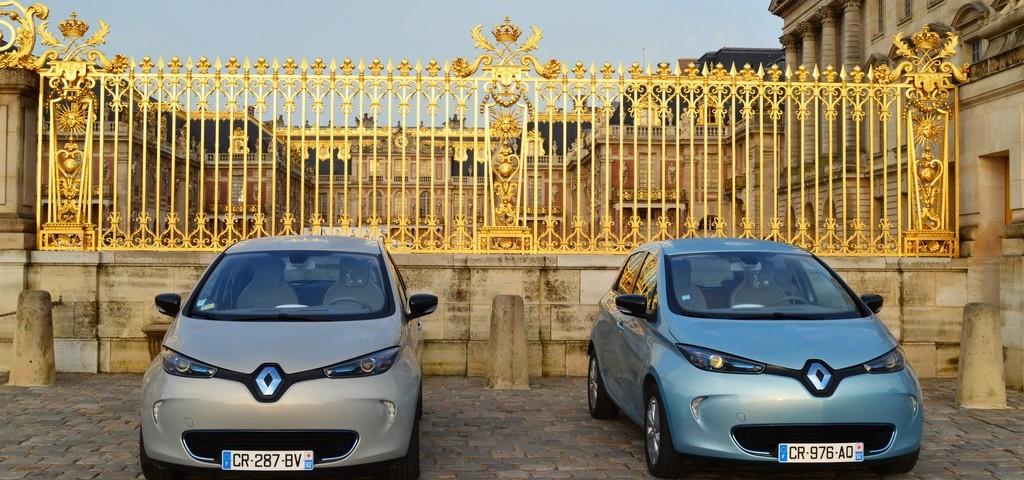 Renault ZOE Versailles