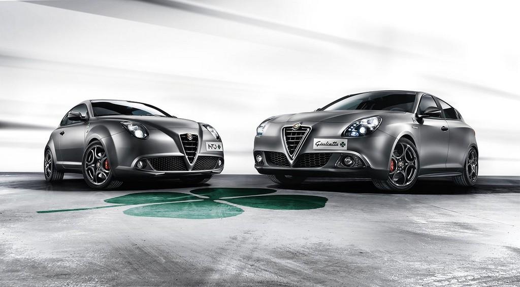 Alfa Romeo Giulietta e Mito QV