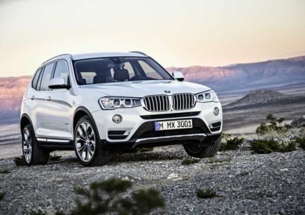 BMW Nuova X3