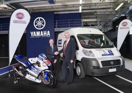 FIAT Professional e Yamaha