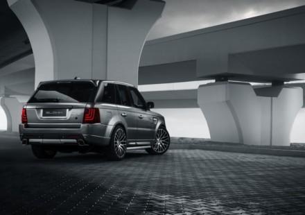 Range Rover Sport Glohh LED