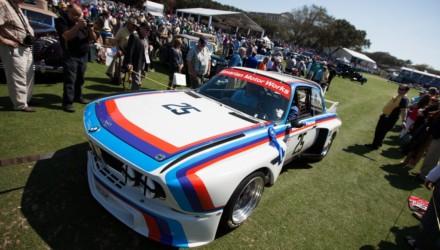 BMW 3.0 CSL Tre Quarti