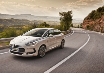 Citroen DS5 2 litri BlueHDI 180