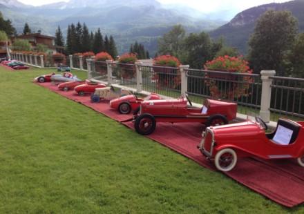 Cortina Car Club Macchinine