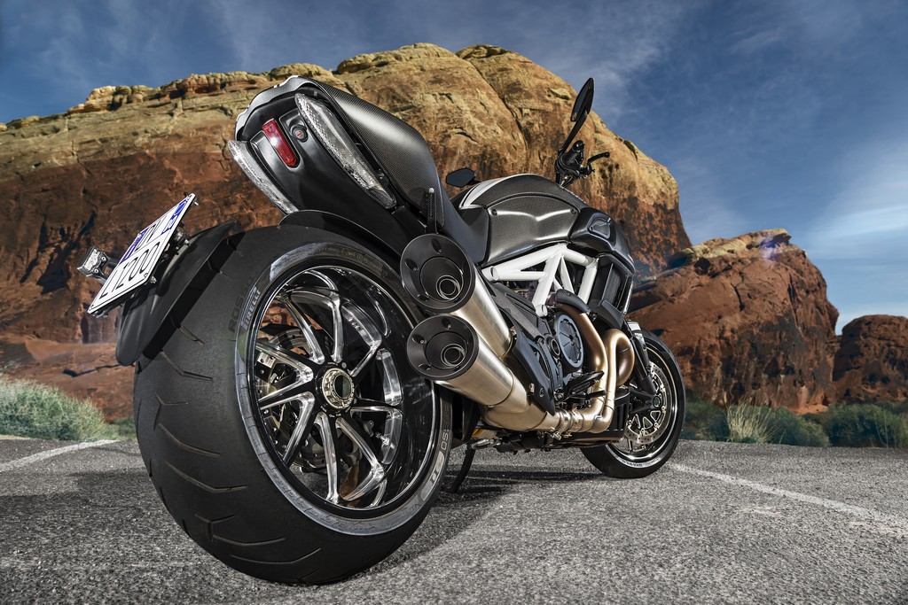 Ducati Nuova Diavel