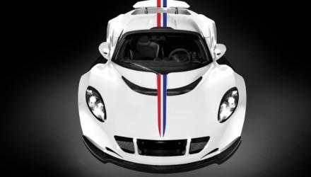 Hennessey Venom GT World Record