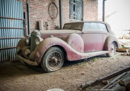 Lagonda V12 Hooper