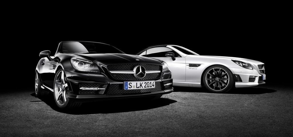 Mercedes SLK CarbonLOOK
