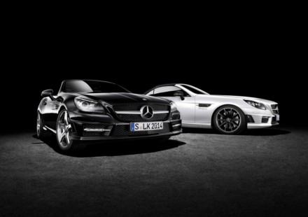 Mercedes SLK CarbonLOOK