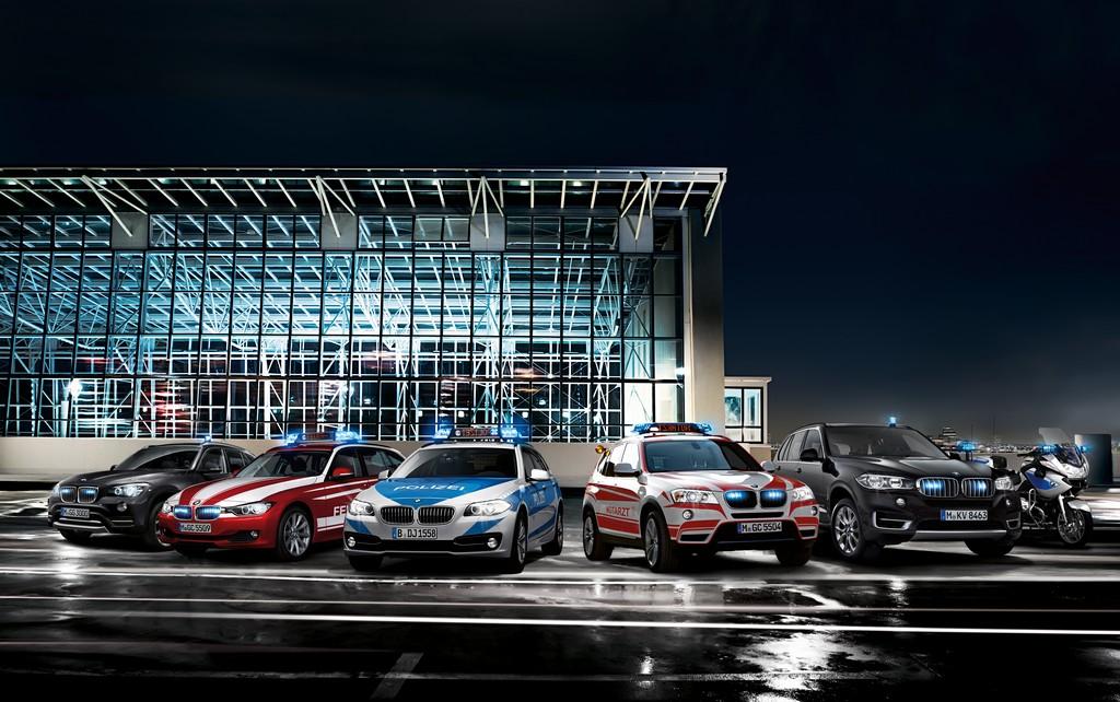 BMW RETTmobil 2014