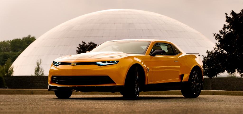 Chevrolet Transformers 3
