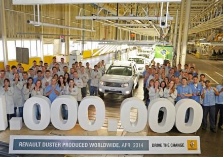 Dacia Duster Milione