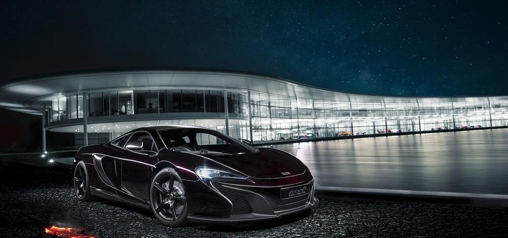 McLaren MSO 650 Coupe Concept