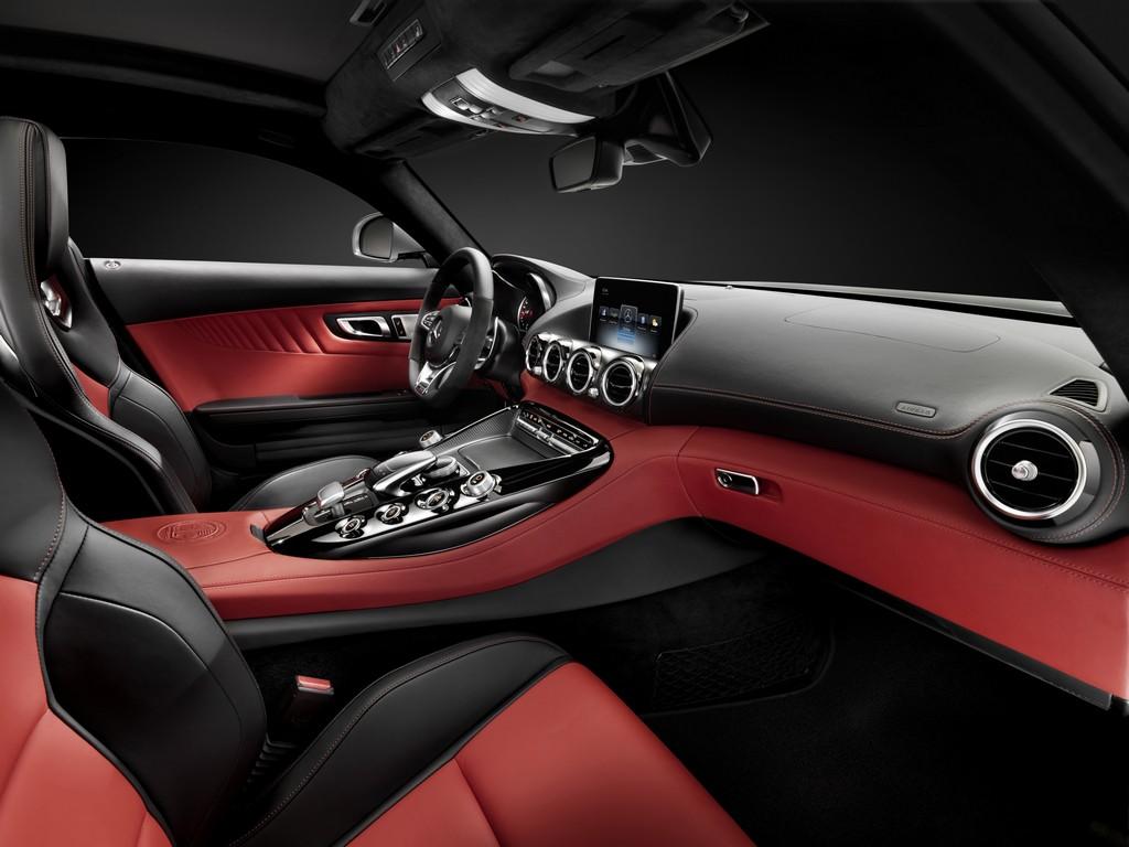 Mercedes AMG GT Interni