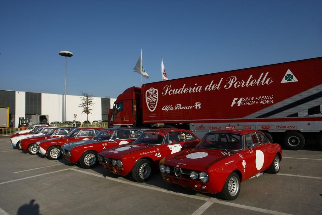 Scuderia del Portello a Milano AutoClassica