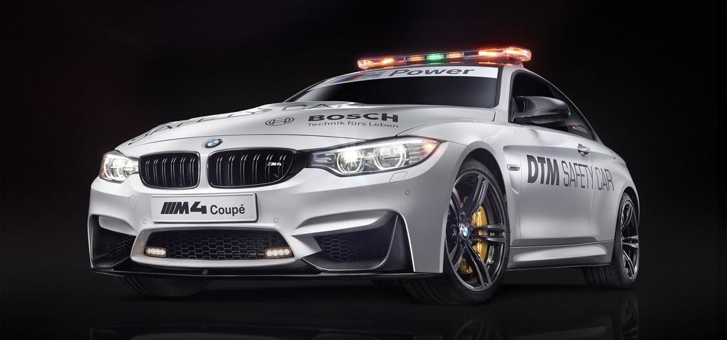 BMW M4 Safety Car DTM