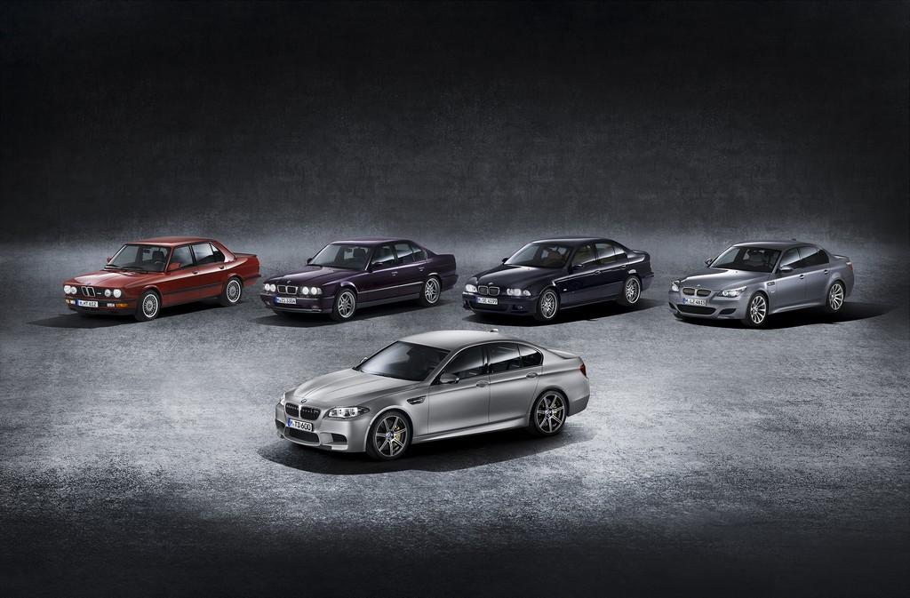 BMW M5 30 Anniversario