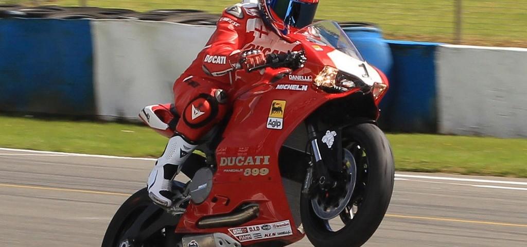 Fogarty Ducati