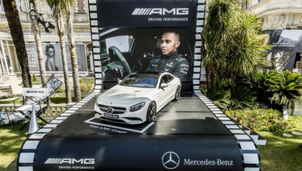 Mercedes S63 AMG Cannes
