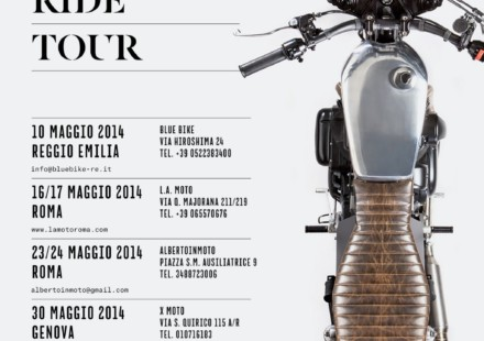 Moto Di Ferro Test Ride Tour