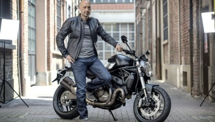 Ducati Monster 821 Dark Bastianich