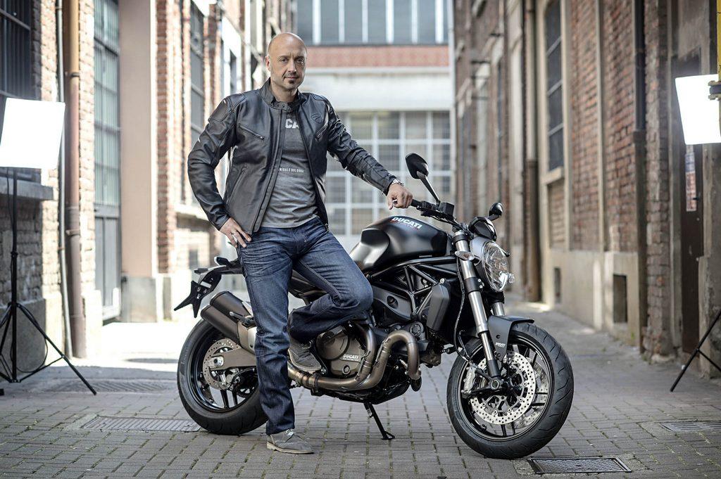 Ducati Monster 821 Dark Bastianich
