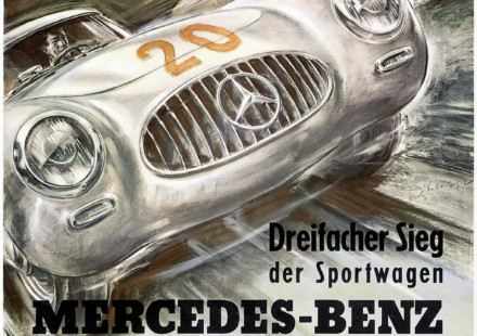 Hans Liska Mercedes