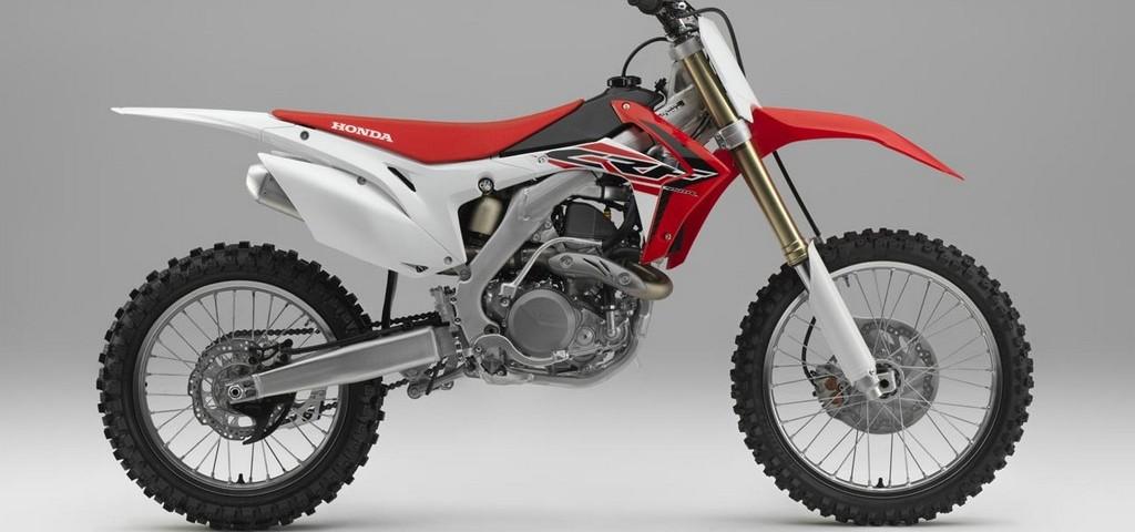 Honda CRF450R YM15