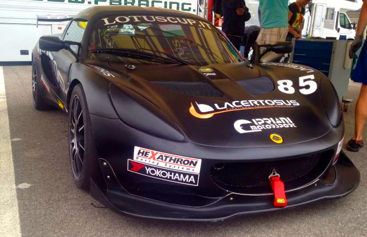 Lotus Cup Italia 2014