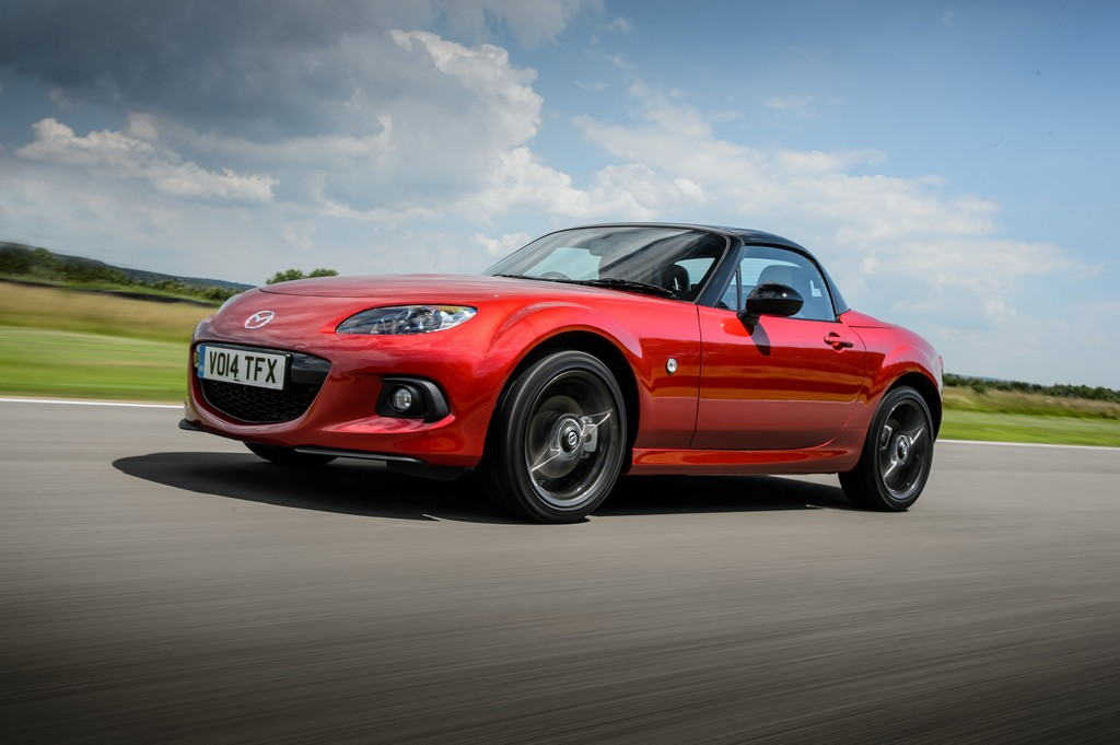 Mazda MX5 25th Anniversary