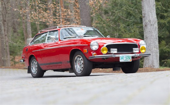 Volvo P1800ES Station Wagon