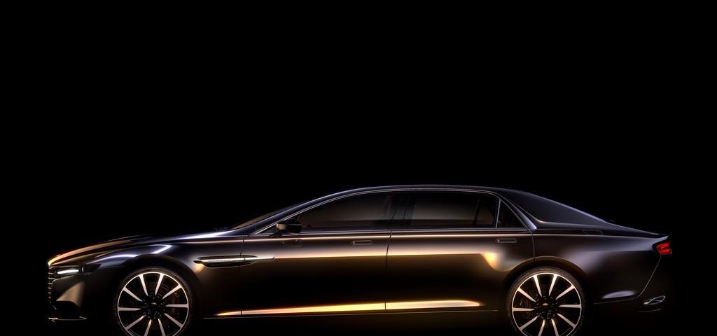 Aston Martin Lagona Saloon