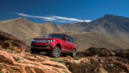 Land Rover Range Rover MY2015