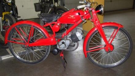 Moto Guzzi 65 Guzzino