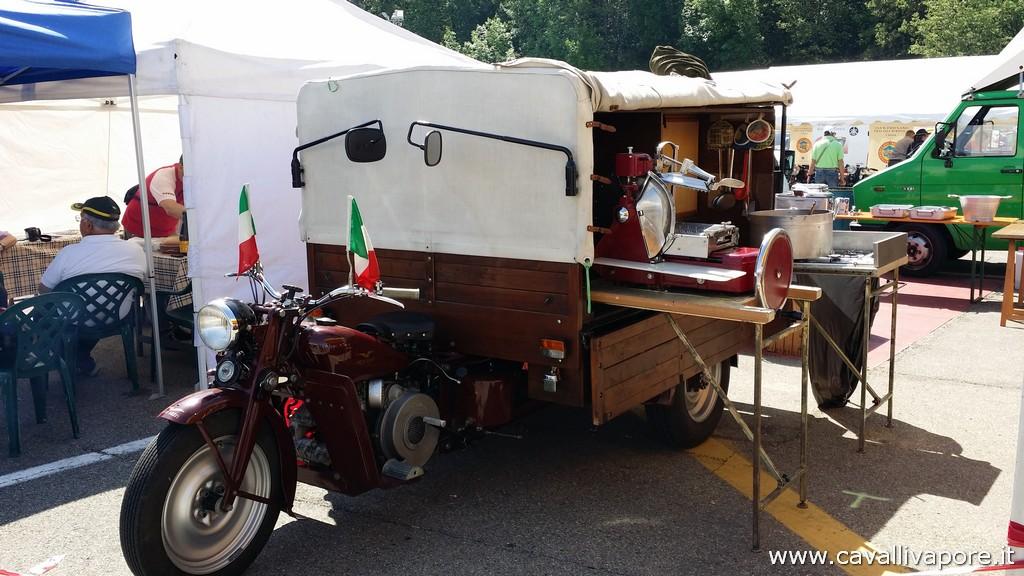 Moto Guzzi Ercole Sfiltadura