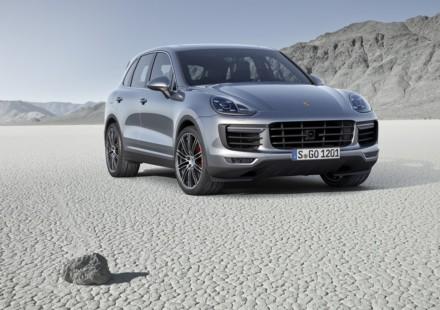 Porsche Cayenne Nuova