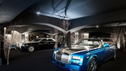 Rolls Royce Summer Studio Costa Smeralda