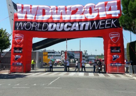 World Ducati Week 2014 01