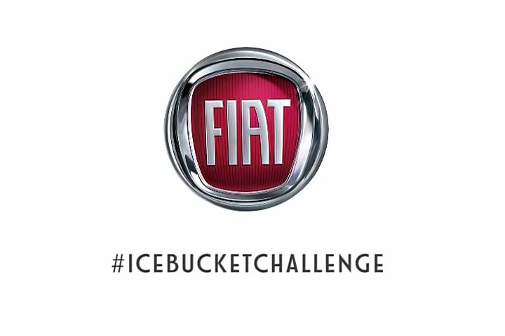 Fiat 500 Ice Bucket Challenge