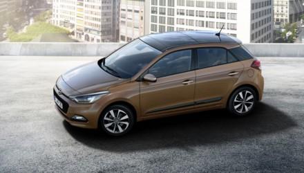 Hyundai nuova i20