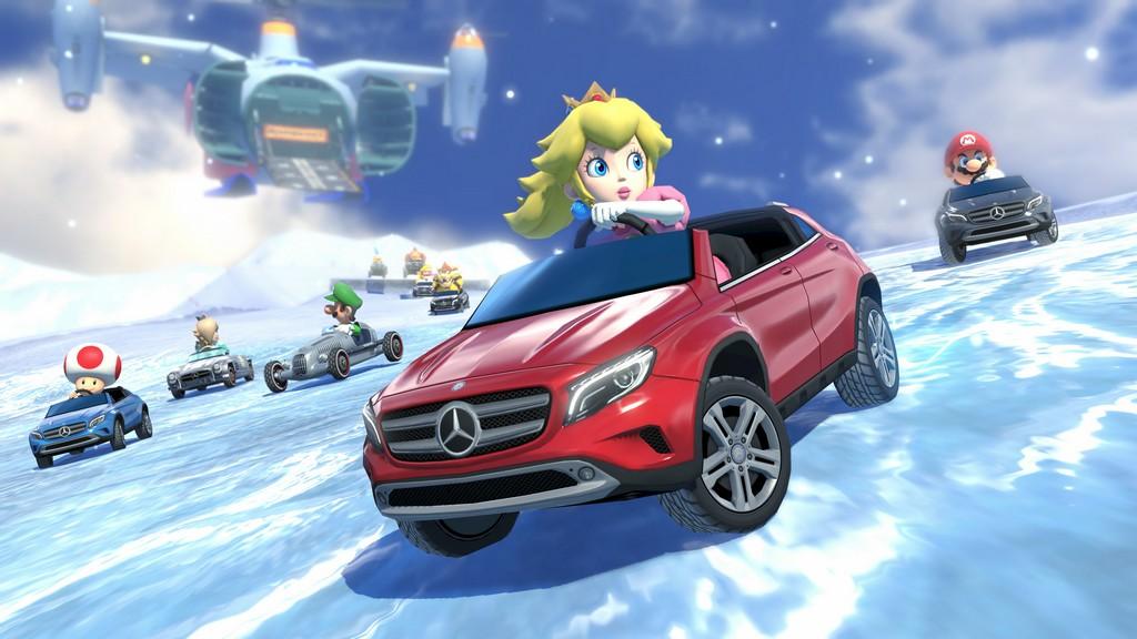 Mercedes WiiU
