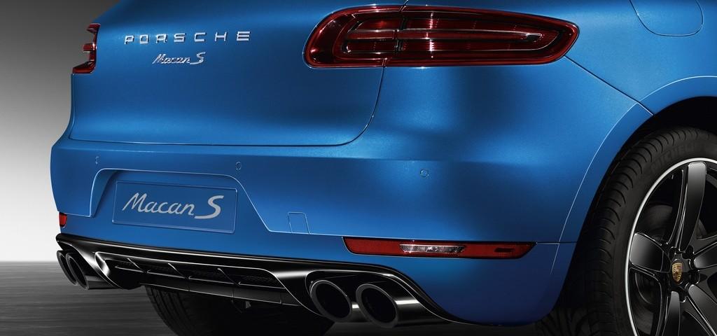 Porsche Macan Sport Pack