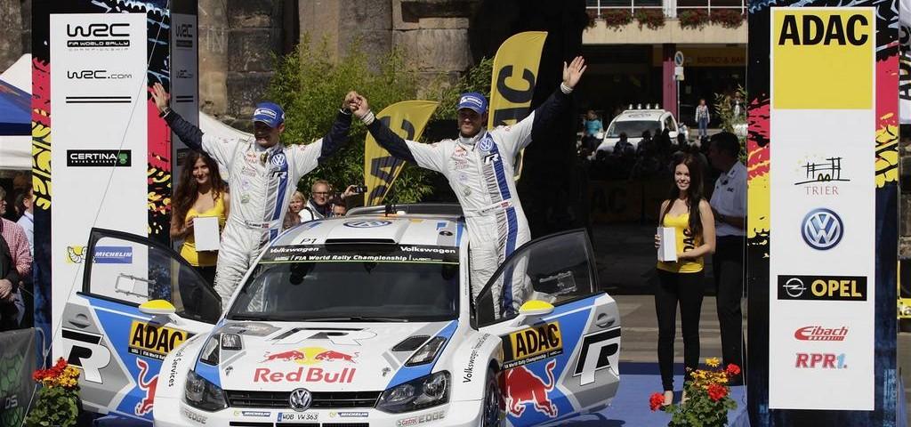 Volkswagen Polo R WRC Campione WRC 2014