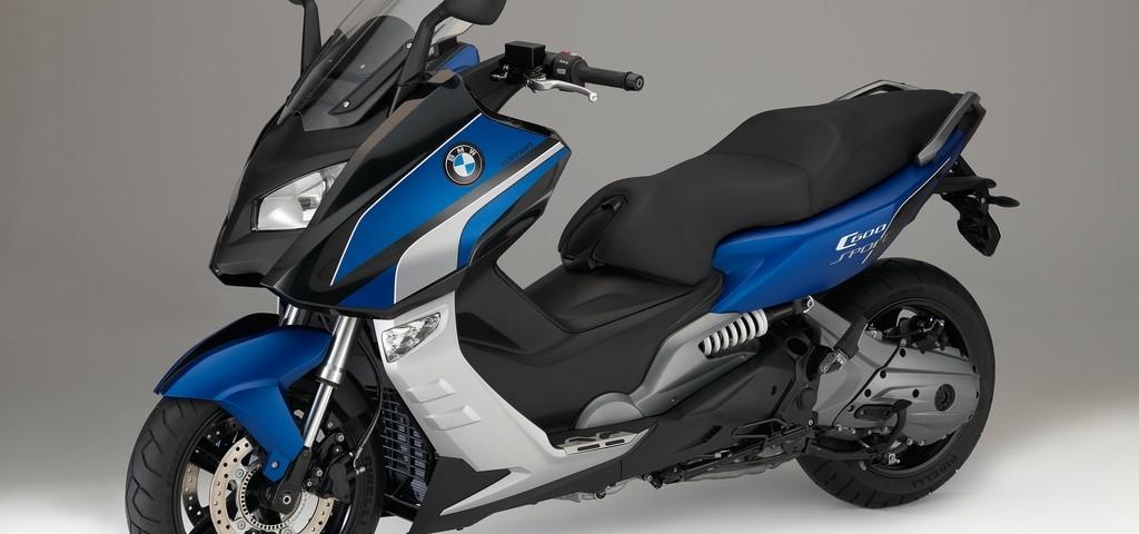 BMW C600 Sport Intermot