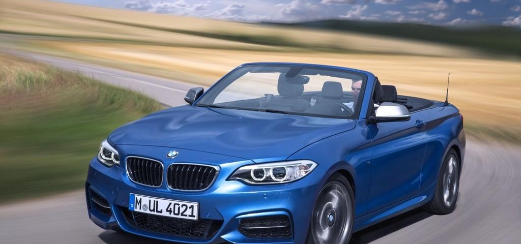 BMW Serie 2 Cabrio M235i