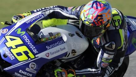 Casco AGV Valentino Rossi MISANO