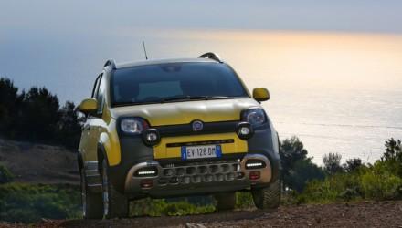 Fiat Panda Cross Nelle Concessionarie